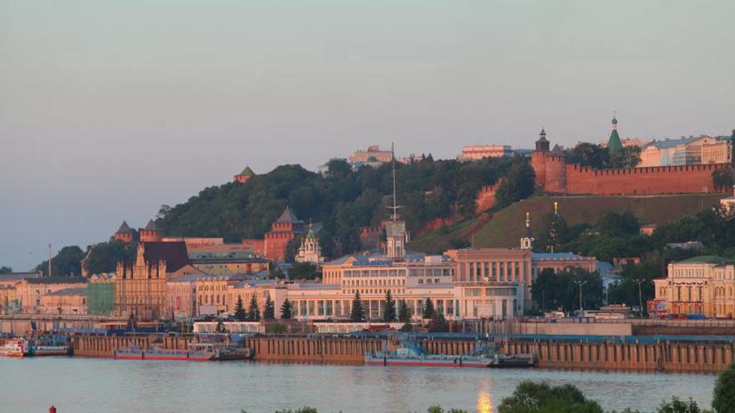 Внешнеторговый оборот Нижегородской области со странами АТР вырос на 15%