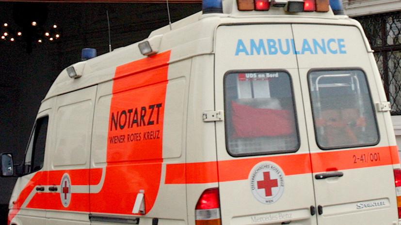В Австрии два человека погибли при обвале камней