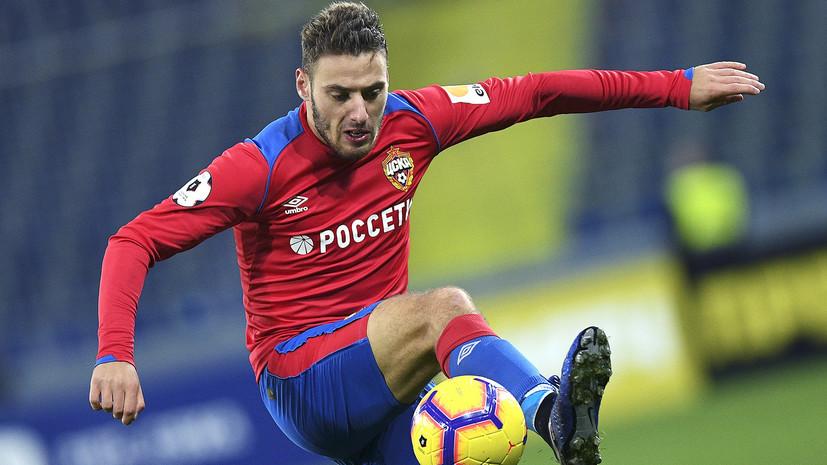Влашич — шестой футболист, набравший 15 очков за результативность в текущем сезоне РПЛ