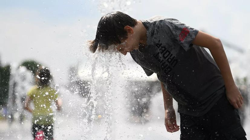 Врач напомнила о влиянии жары на здоровье