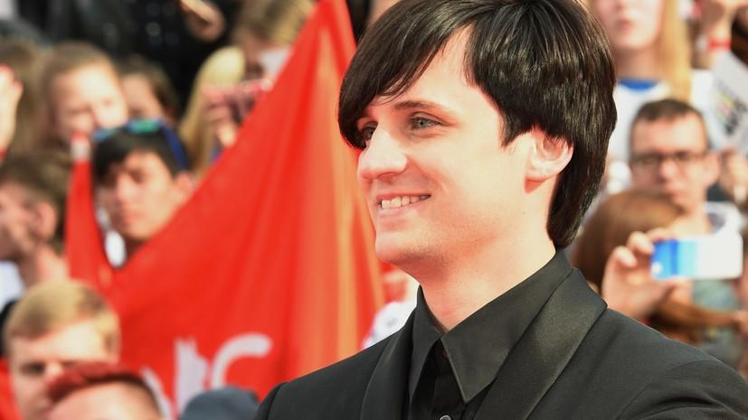 Певца Дмитрия Колдуна госпитализировали в Минске