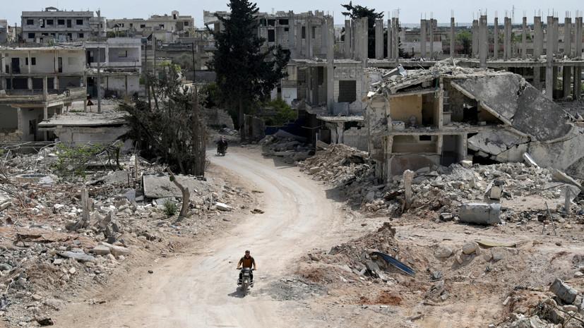 ЦПВС сообщил о подготовке боевиками провокации в Сирии