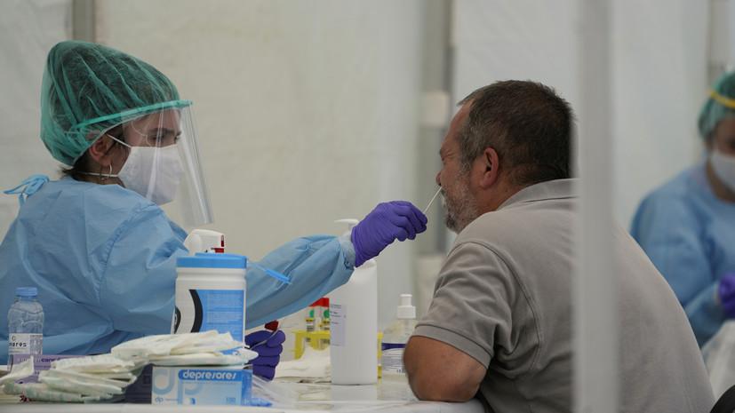 В мире за сутки выявили почти 169 тысяч случаев коронавируса