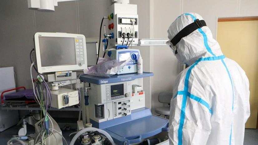 В Москве скончались ещё 32 пациента с коронавирусом