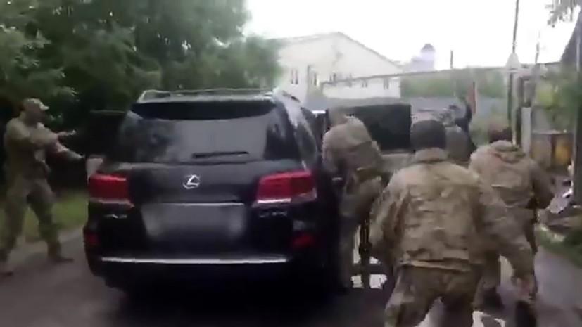 Следственные действия с Фургалом будут проводиться в Москве