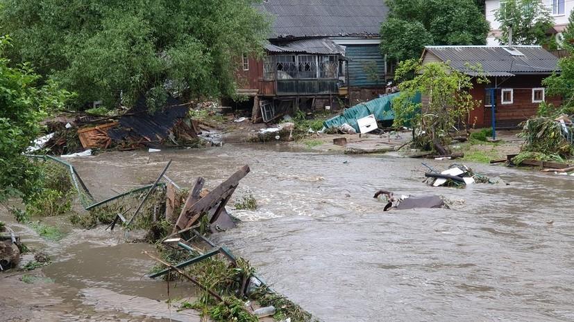 Пострадавшие из-за прорыва дамбы в Рузе рассказали об эвакуации
