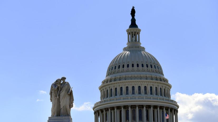 В США заявили о значительном росте дефицита бюджета страны в июне
