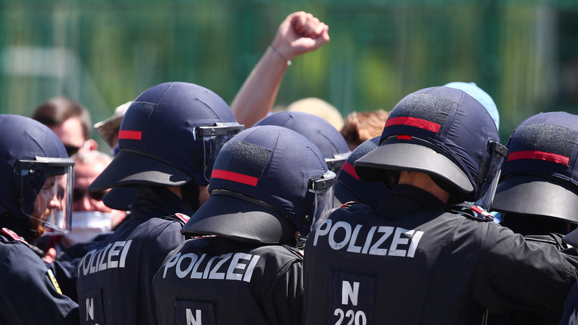 В Австрии рассказали о версиях убийства россиянина