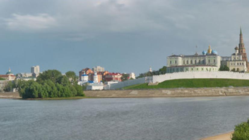 В Казани установлен новый температурный рекорд