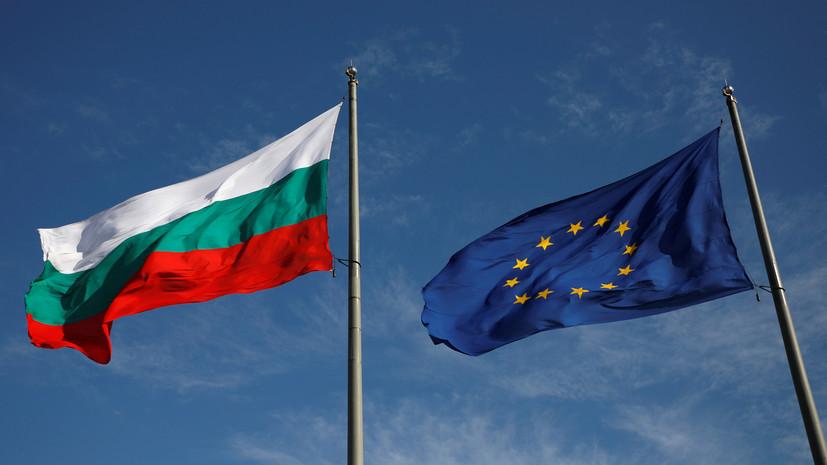 В Болгарии задержали секретаря президента страны