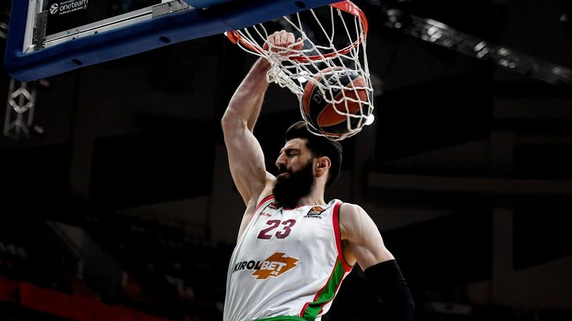 «Печально и неприемлемо»: президент Грузии осудила баскетболиста Шенгелию за переход в ЦСКА