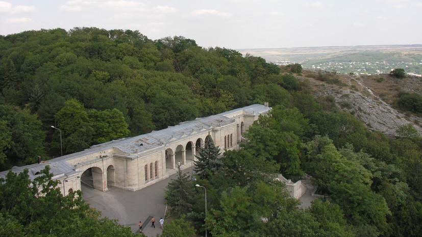 Власти Пятигорска сохранят уникальный облик Эммануэлевского парка