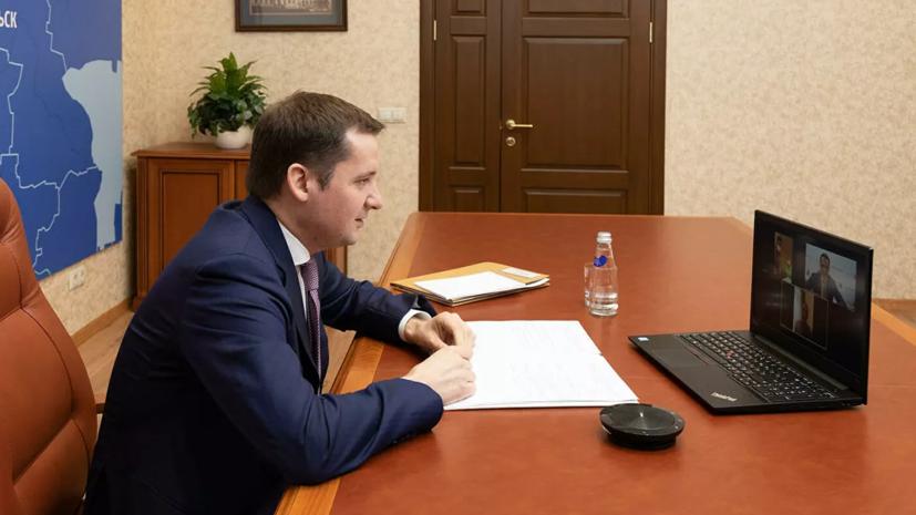Цыбульский заявил о неизменности позиции по объединению с НАО