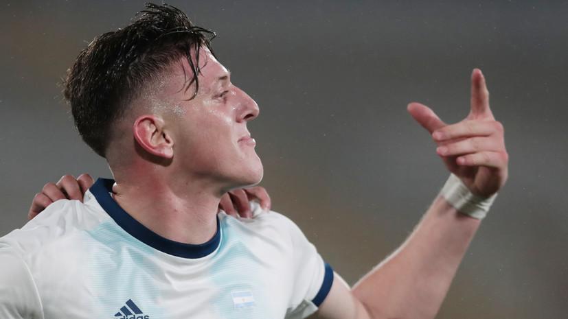 Футболист «Сан-Лоренсо» Гайч выразил желание остаться в Аргентине, несмотря на переговоры с ЦСКА