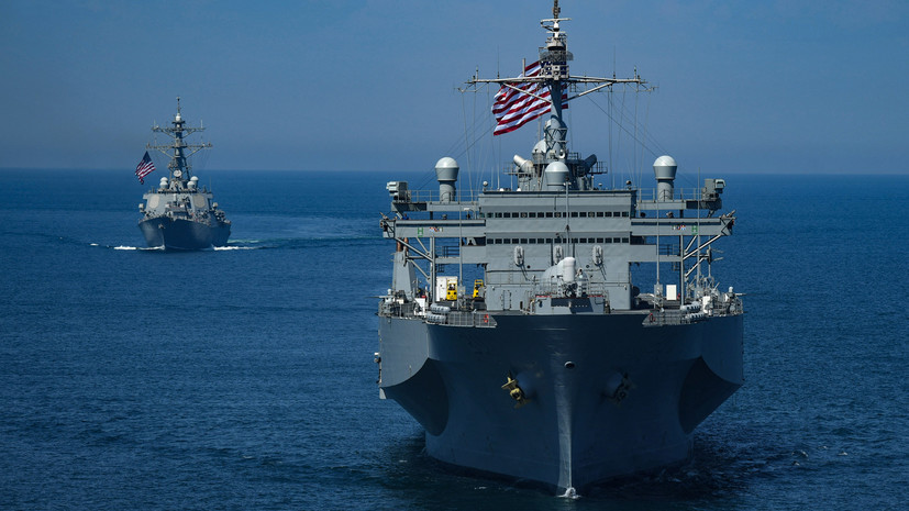 «У Киева незавидная роль»: как НАТО планирует усиливать своё присутствие в Чёрном море