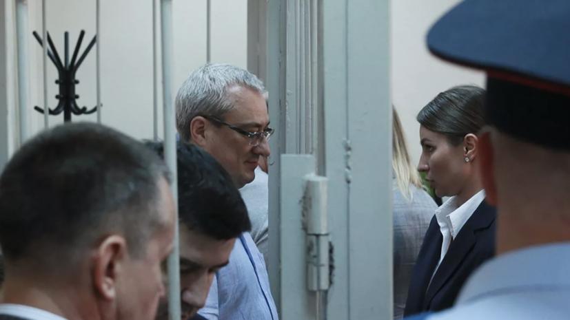 Кассационный суд признал законным приговор экс-главе Коми Гайзеру