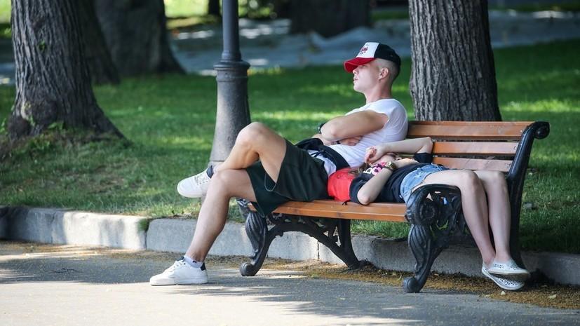 Вильфанд рассказал о погоде в Москве в выходные
