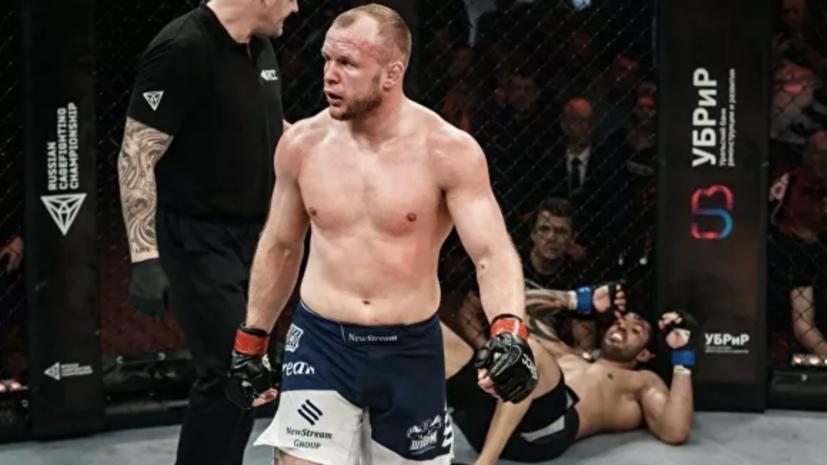 Шлеменко дал прогноз на бой Ян — Алдо на UFC 251
