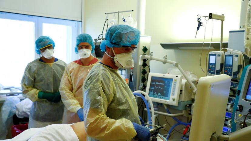 В Германии число выявленных случаев коронавируса достигло 198 178