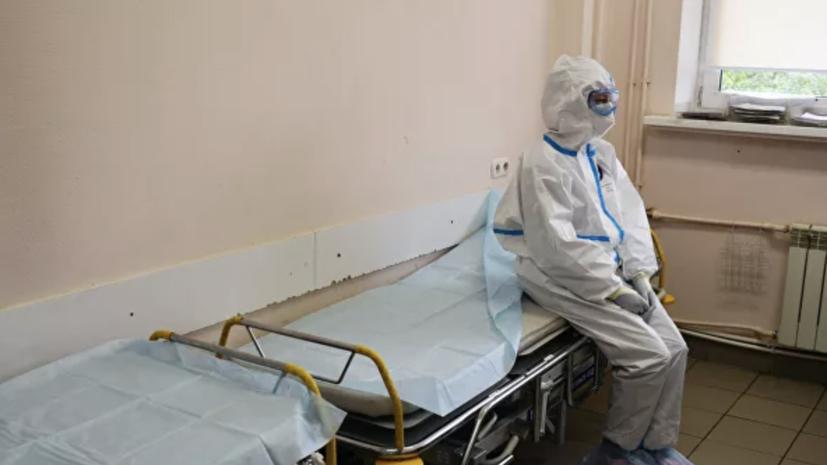 На Алтае умер заболевший коронавирусом 93-летний ветеран