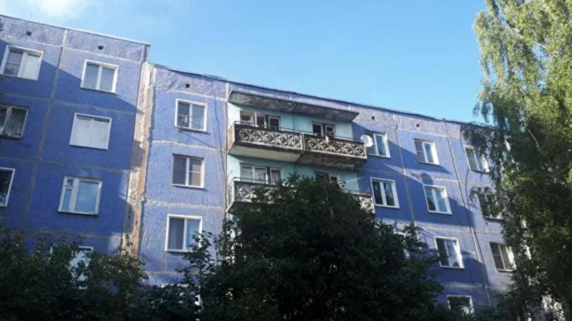 По факту ЧП с газом в доме в Кировской области начата проверка
