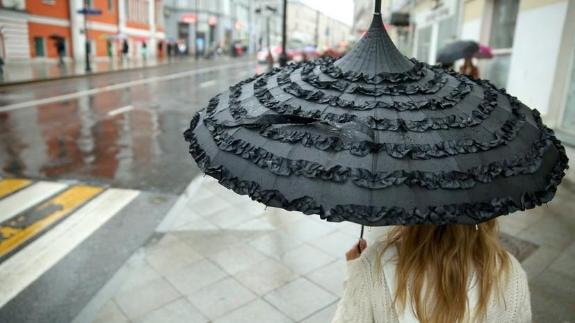 В Самарской области предупредили о дождях и грозах