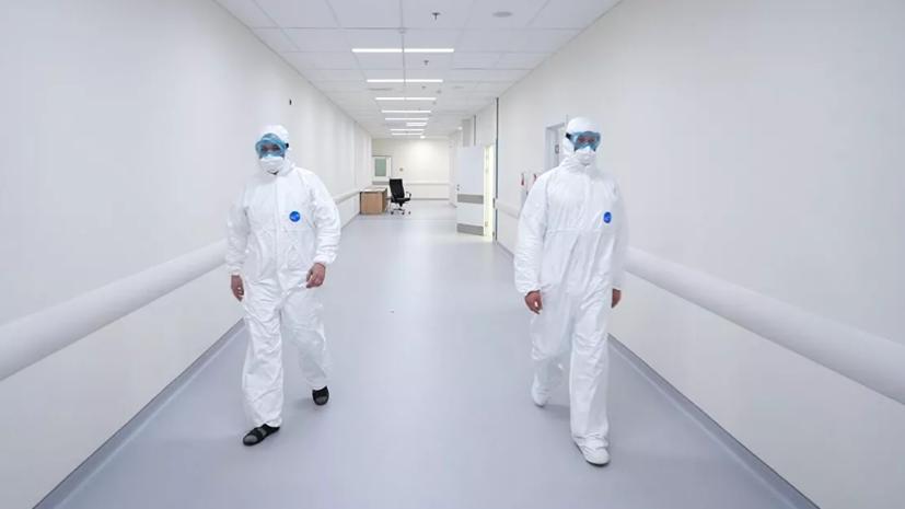 На Байконур из-за COVID-19 отправят спецборт с врачами и оборудованием