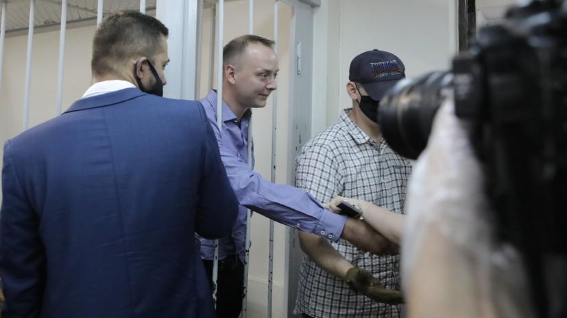 В Кремле прокомментировали закрытость дела Сафронова