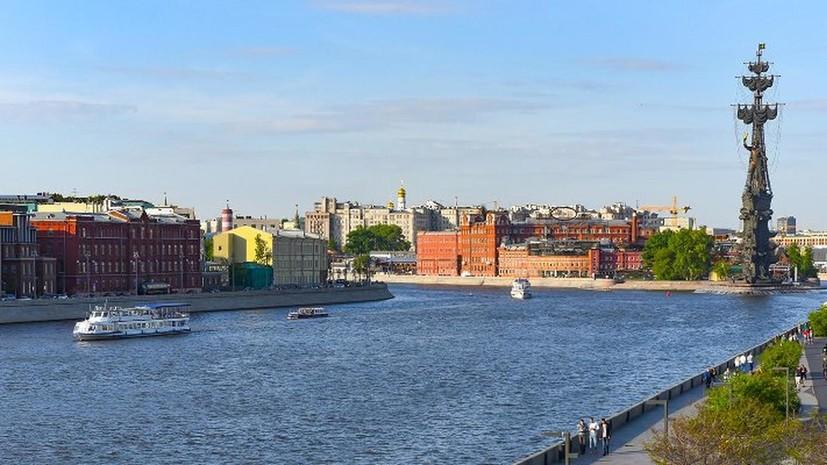 В Москве рассказали о популярности мобильного приложения «Узнай Москву»