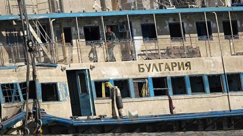 Спасатель из Самарской области рассказал об операции на «Булгарии»