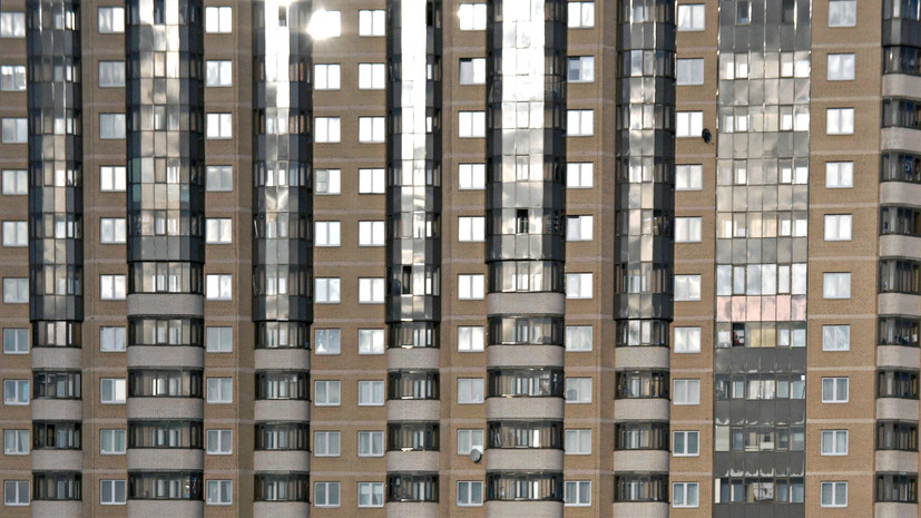 Опрос показал снижение популярности многоэтажек в России из-за пандемии