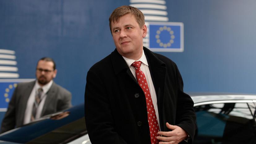 Глава МИД Чехии заявил о стремлении к стабилизации отношений с Россией