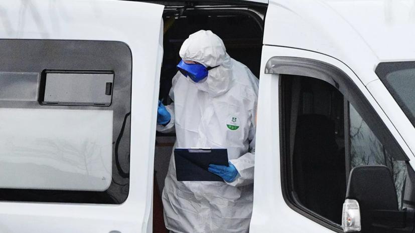 Росстат опубликовал статистику смертности от коронавируса в мае