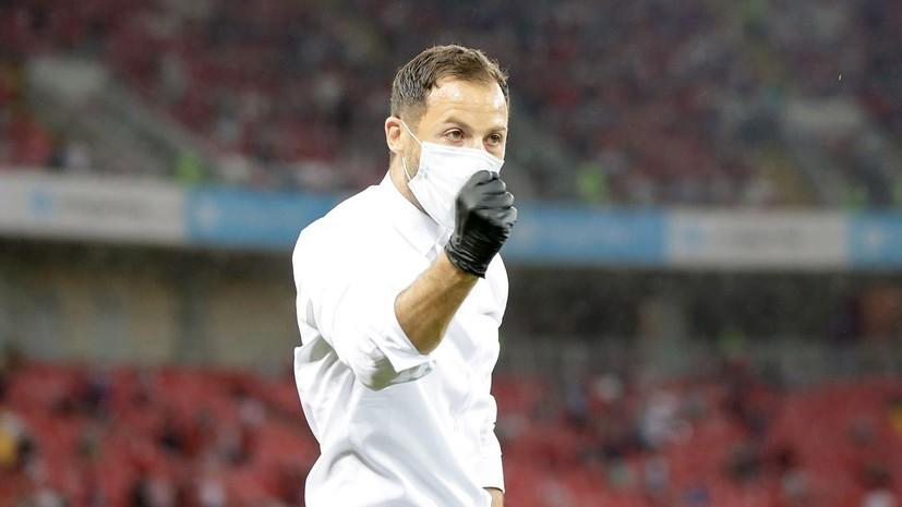 Тренер «Спартака» Тедеско дисквалифицирован на остаток сезона РПЛ
