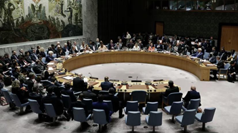 СБ ООН не принял российскую резолюцию о трансграничной помощи САР