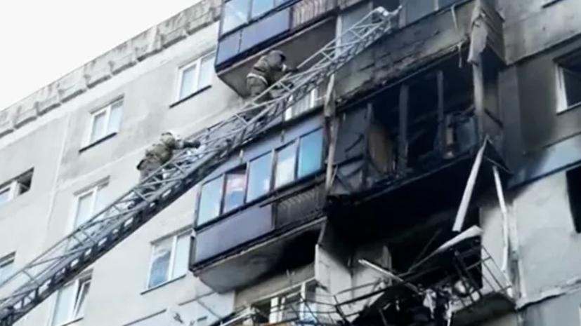 Власти расселят эвакуированных жильцов дома в Нижнем Новгороде