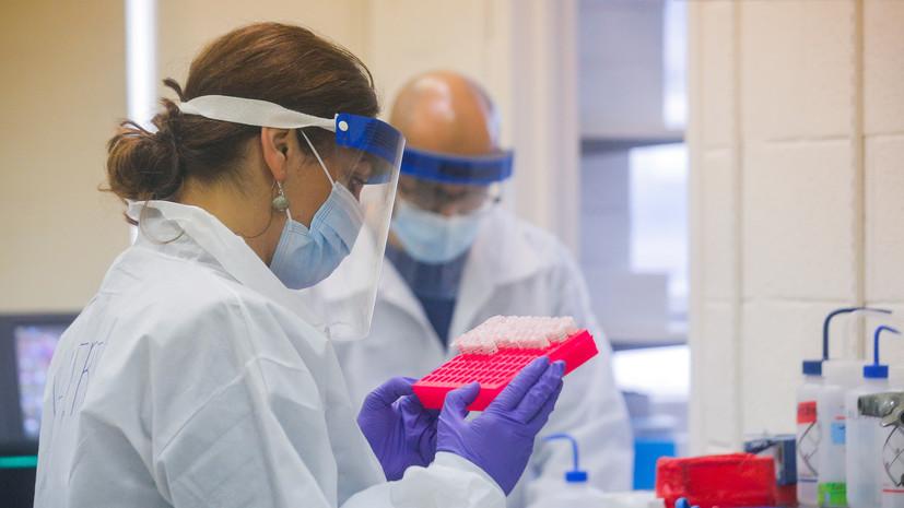 В России за сутки выявлено 6611 случаев коронавируса