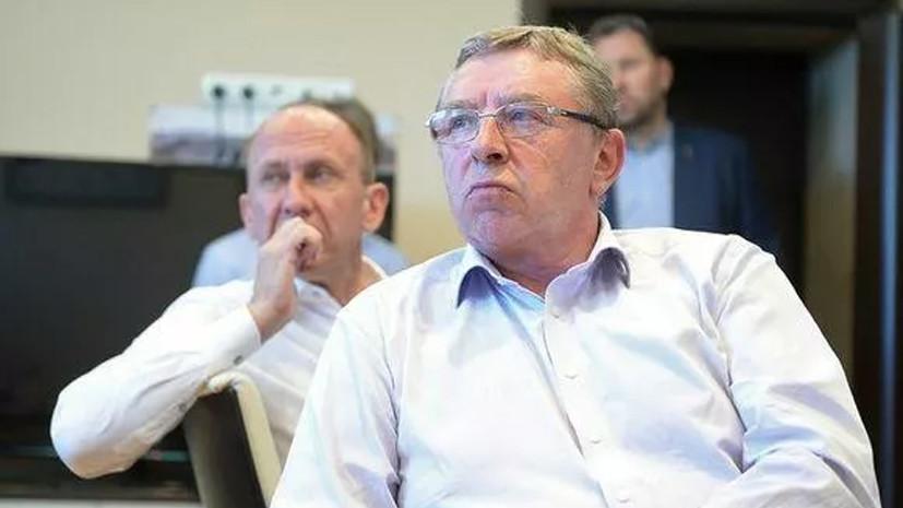 Член правления СБР прокомментировал отставку Драчёва