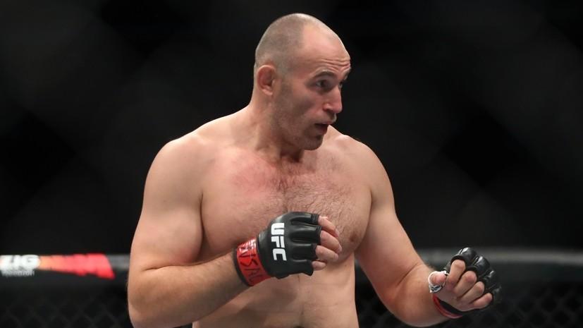 Олейник обратился к Яну с напутствием перед поединком за пояс чемпиона UFC