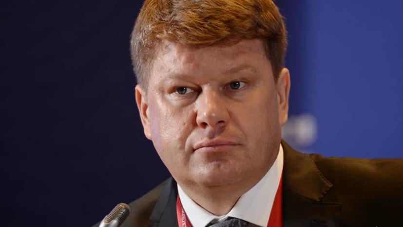 Губерниев отреагировал на избрание Майгурова новым главой СБР