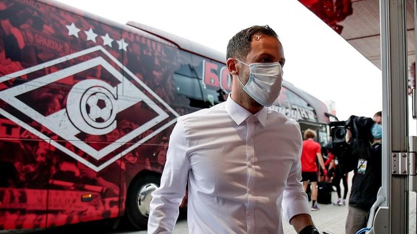 Кавазашвили считает, что Тедеско зря назначили главным тренером «Спартака»