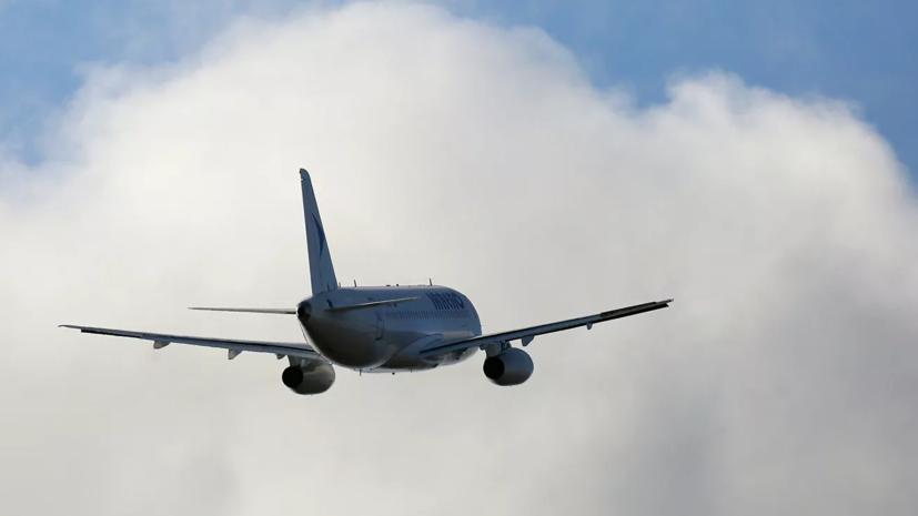 В Крыму сообщили о снижении цен на перелёты по сравнению с прошлым годом