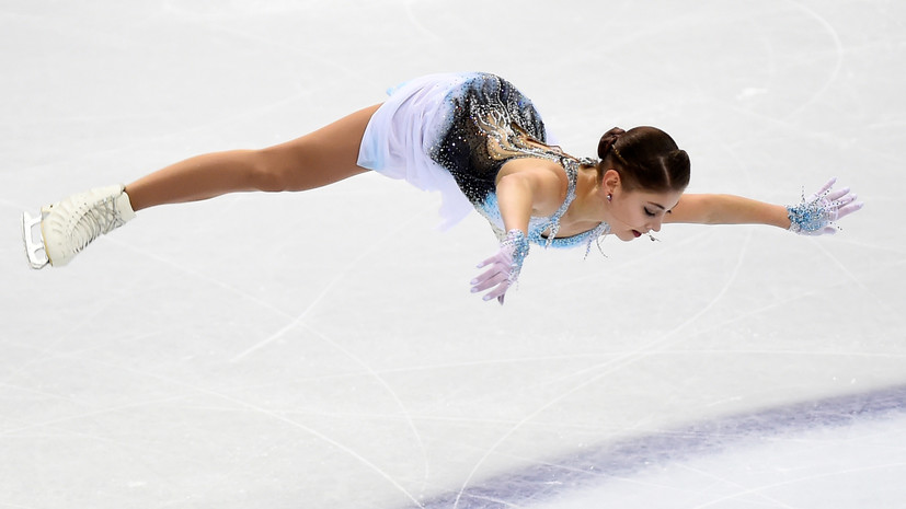 Фигуристка Косторная признана лучшим новичком сезона по версии ISU