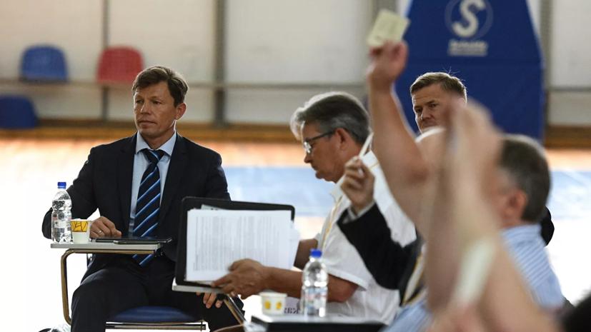 Майгуров: должности вице-президентов будут обсуждаться на заседании правления СБР