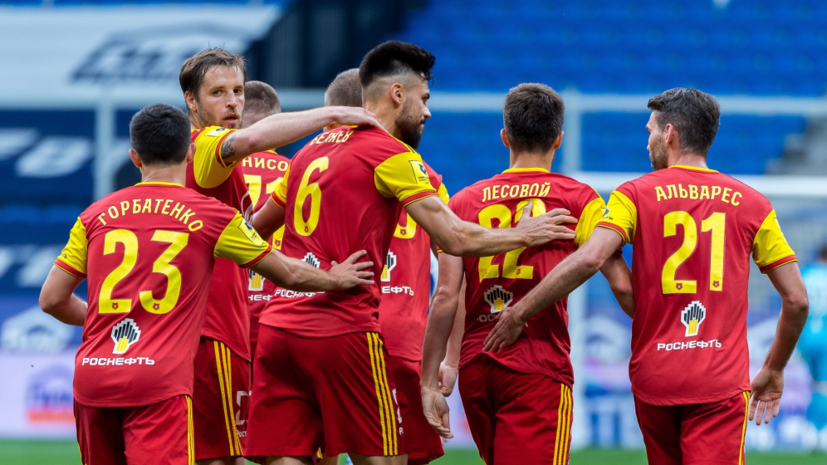 Гол Луценко принёс «Арсеналу» победу над «Тамбовом» в матче РПЛ