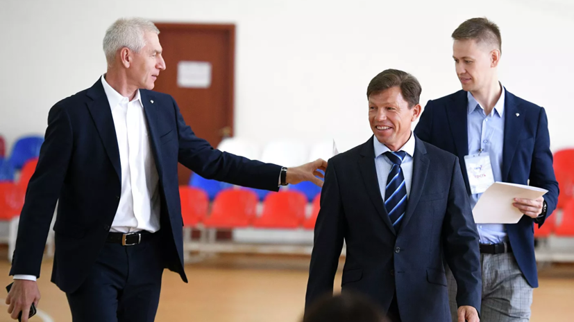 Министр спорта России поздравил Майгурова с избранием на пост главы СБР