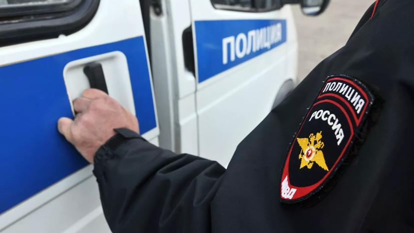 В Петербурге неизвестный с оружием ограбил банк