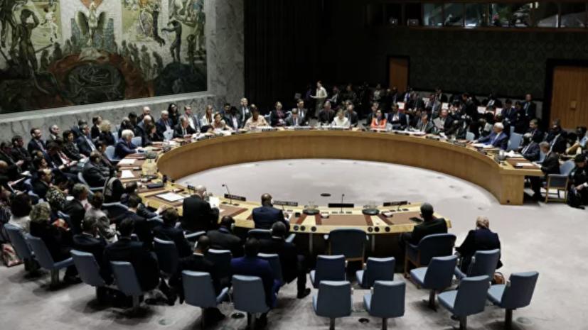 В России прокомментировали голосование СБ ООН по гумпомощи в САР