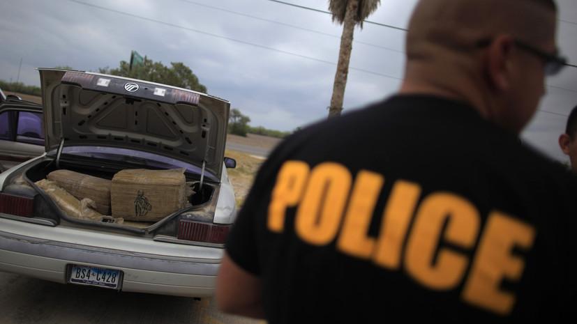 СМИ: Двое полицейских убиты в Техасе