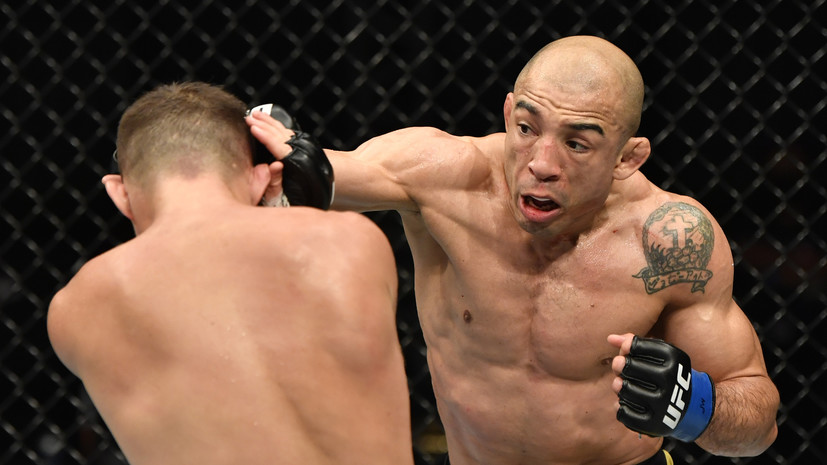 Глава UFC раскритиковал работу рефери боя Ян — Алдо